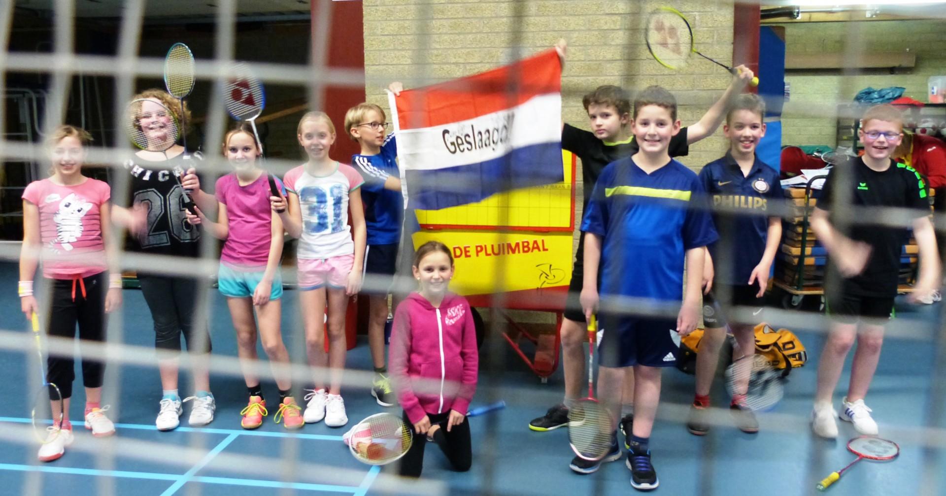 Badmintonvereniging de Pluimbal – Klundert